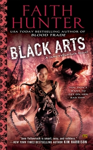 BlackArts-Cover faith hunter