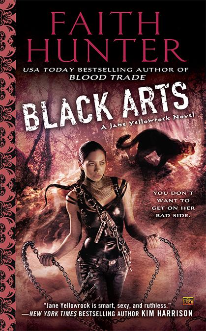 BlackArts-Cover faith hunter